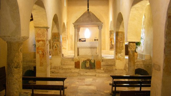 Narni, Italia: Interni Santa Pudenziana