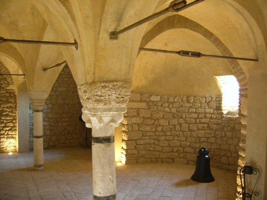 Narni, Italia: Cripta Santa Pudenziana