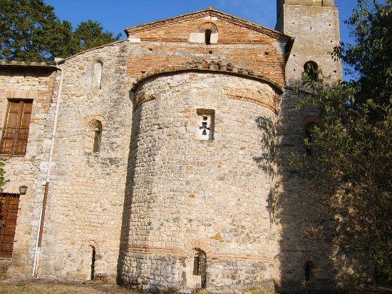 Narni, Italia: Retro Santa Pudenziana