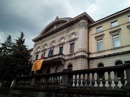 Sede del Comando Supremo Italiano (Maggio 1915 - Ottobre 1917)