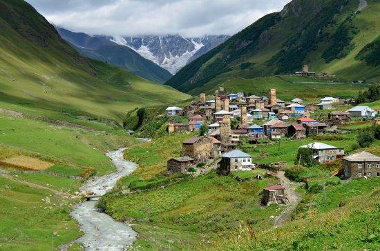 Samegrelo-Zemo Svaneti Region, Georgia: Svaneti
