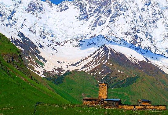Samegrelo-Zemo Svaneti Region, Georgia: Svaneti, Georgia