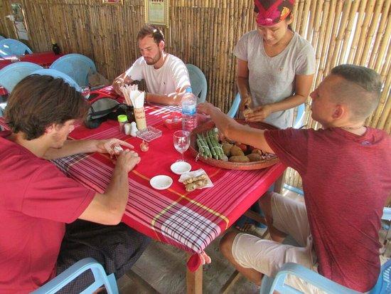 Nyaung U, Myanmar: Myanmar Cooking Class