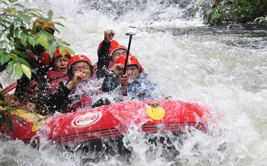 Palayangan River Rafting