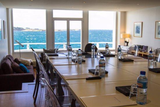 Hotel spa la baie des anges landeda france voir les for Chambre 507 avis