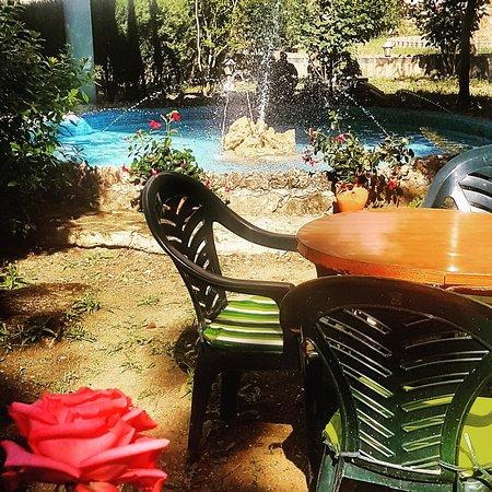Arriate, Hiszpania: Garden