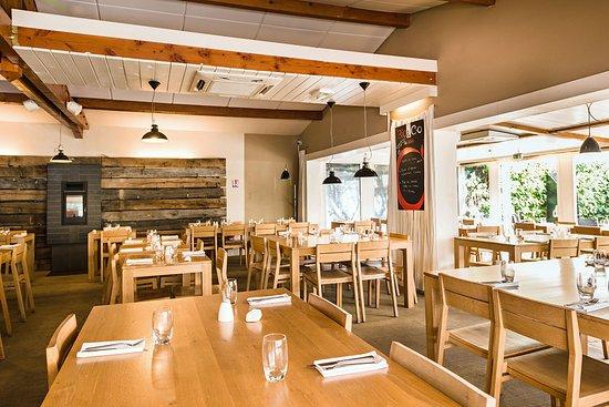 Bio & Co la Table: Int. du restaurant