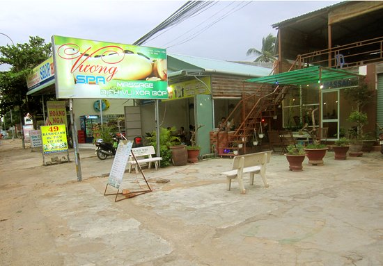 Spa Vuong