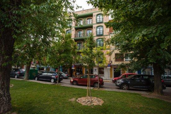 Hotel jardin de aranjuez bewertungen fotos for Hotel jardin aranjuez