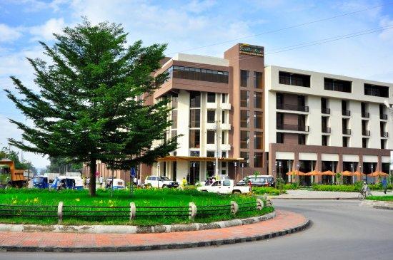 Awasa, Etiopia: The Building