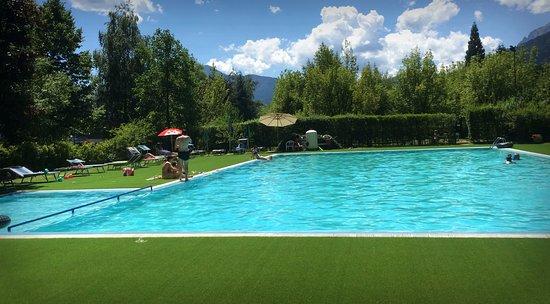 Camping san cristoforo hotel pergine valsugana provincia - Piscina di pergine ...