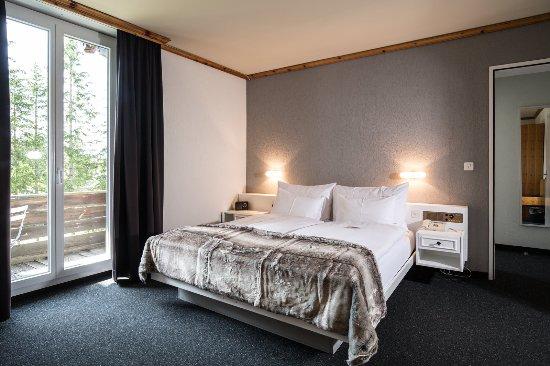 Standard doppelzimmer bild von hotel kurhaus for Hotelzimmer teilen
