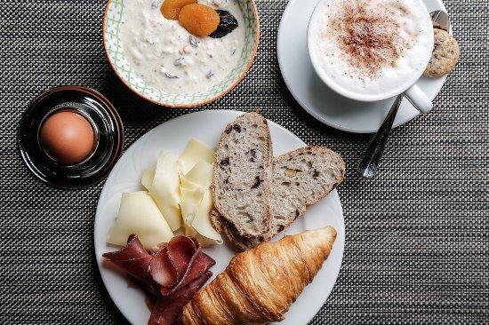 Hotel Kurhaus : Frühstück