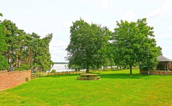 Iken Barns: Communal Lawn