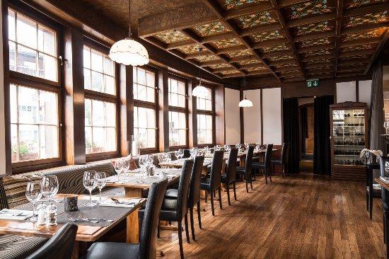 Schon Sehr Gutes Essen Und Bedienung Während Hochzeits Bankett   Restaurant  Corner, Lenzerheide Reisebewertungen   TripAdvisor