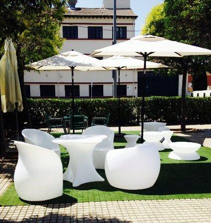 Las Gaunas, hoteles en Logroño