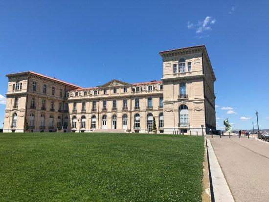 Palais du Pharo: The Palais