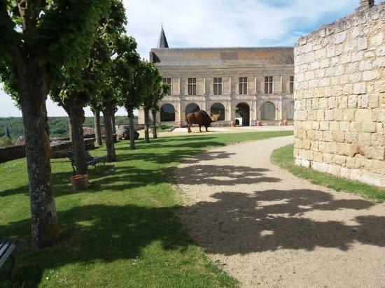 Le Grand-Pressigny, Fransa: Chateau du Grand-Pressigny Musee de la Prehistoire