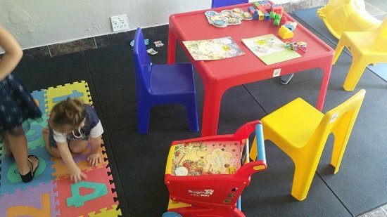 Hammanskraal, Sudáfrica: Kiddies Play Area