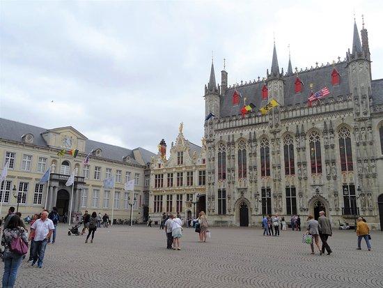 Jabbeke, Bélgica: Bruges city center