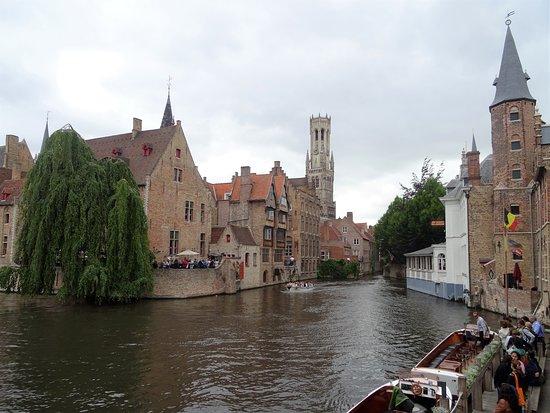 Jabbeke, Bélgica: Bruges canals