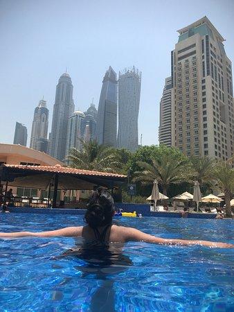 Staying cool in the Dubai HEAT