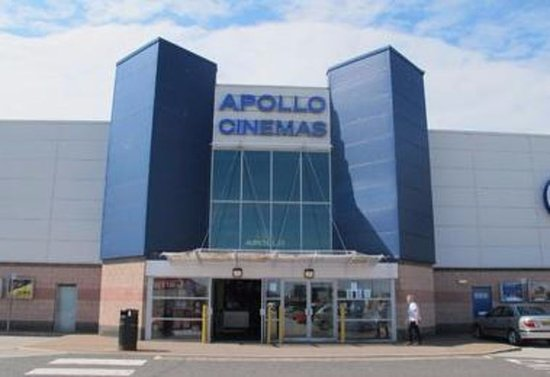 Barrow-in-Furness, UK: Apollo Cinema