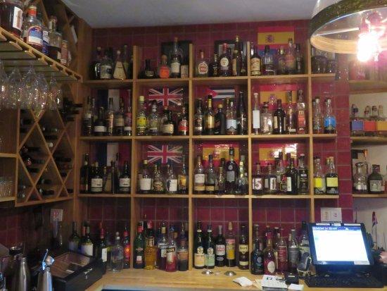 Hotell Havanna: Rum bar