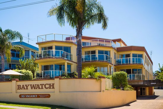 Baywatch Luxury Apartments