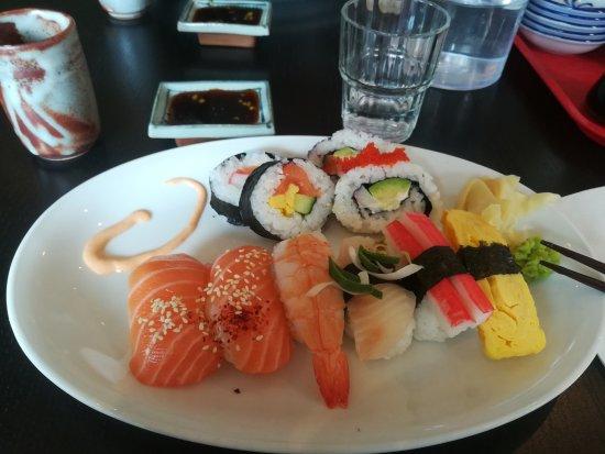 Sushi Naruto Goteborg Omdomen Om Restauranger Tripadvisor