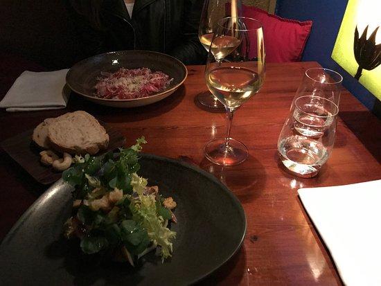 Pla Restaurant: Primi piatti
