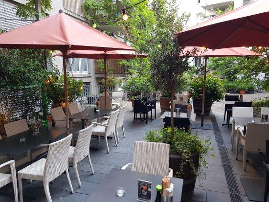 Zürich Terrasse Restaurant : Terrasse Bild von Negishi Sushi Bar, Z u00fcrich TripAdvisor
