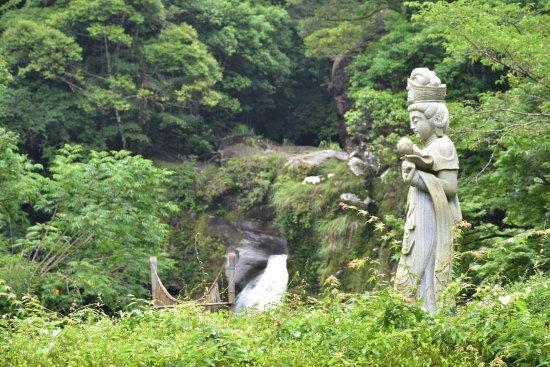 Satsuma-cho, Japon : 観音滝