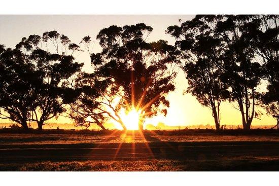 Albertina, Νότια Αφρική: Rising of the sun