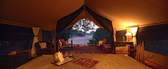 Ruaha National Park, Tanzania: Room with a view