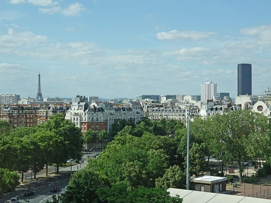 Ibis budget Paris Porte d'Orleans Photo