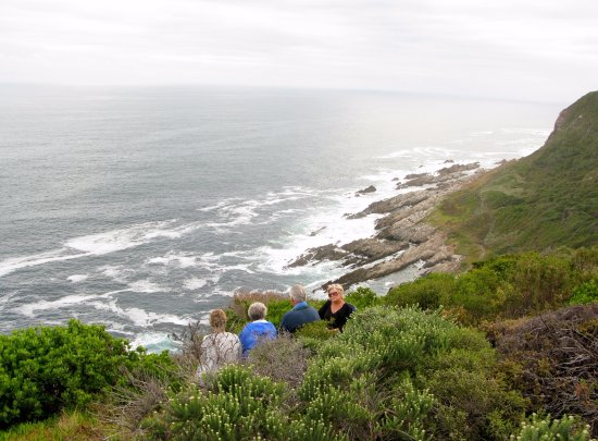 Bishop's Cove: view from the trail