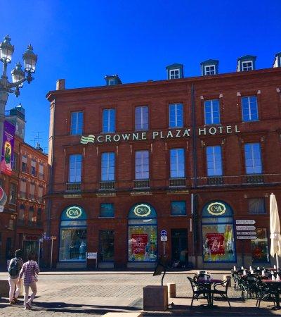 Crowne Plaza Toulouse: クラウンプラザ ホテル トゥールーズ 外観