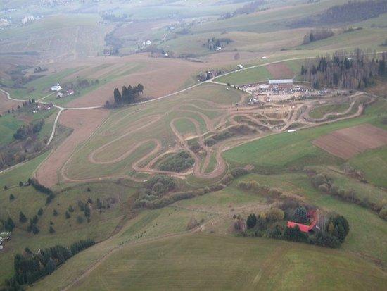 Brezno, Slovakia: Motocross training camp
