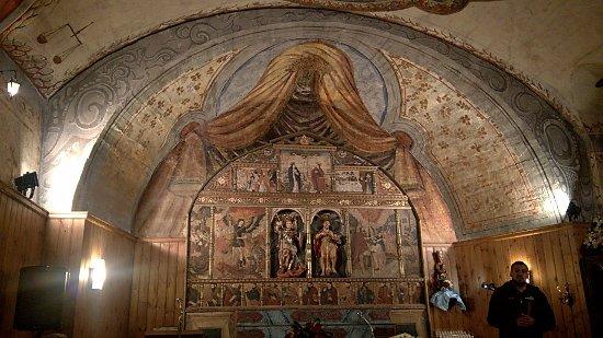 Esglesia de Sant Miquel de La Mosquera