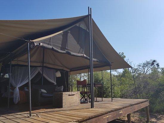 Honeyguide Tented Safari Camps: The tent