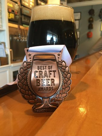Clermont, NJ: Award Winning Beer: Knockdown 3rd Place Black IPA @ Best of Craft Beer Awards (Oregon)