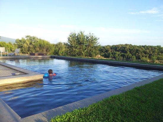 Agriturismo Bicoca: La piscina dei Casaletti