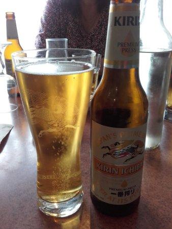 Oketa : Bière Kirin