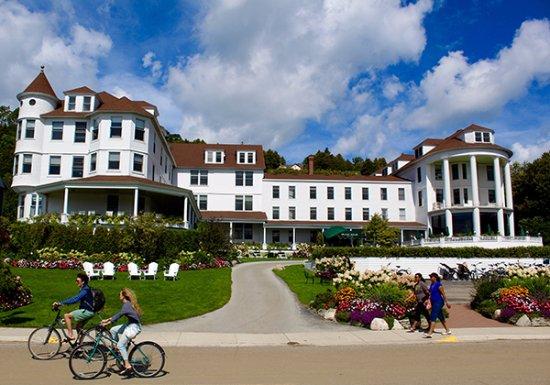 Island House Hotel Updated 2018 Prices Reviews Mackinac Island