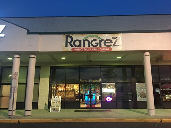 East Windsor, NJ: Rangrez... service isn't up to the mark :-(