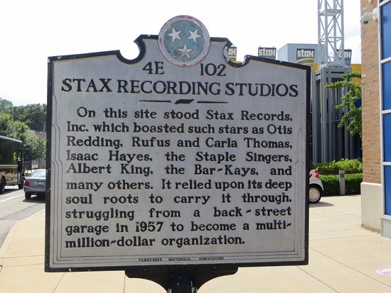 Stax Museum of American Soul Music: The bare bones of Stax