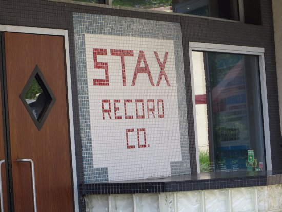 Stax Museum of American Soul Music: Tile work