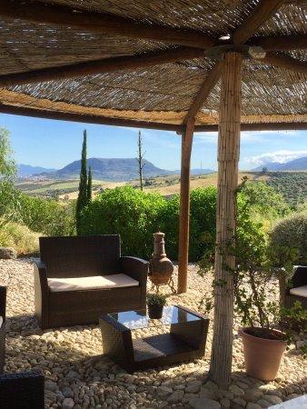 Cortijo Valverde: Lounge set