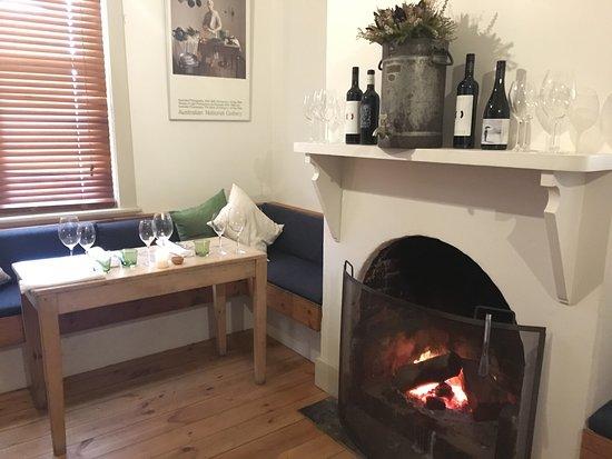 Strathalbyn, Australia: The Olfactory Inn Restaurant